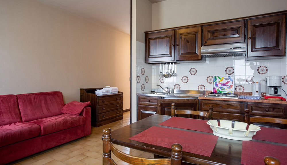 Apartments - Hotel Residence Alesi - Malcesine