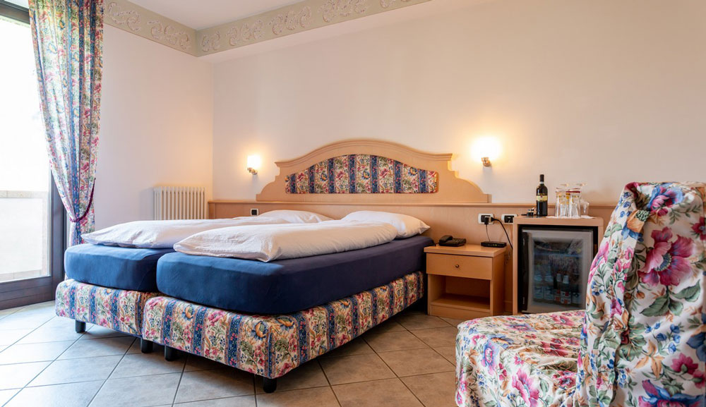 Camere - Hotel Residence Alesi - Malcesine